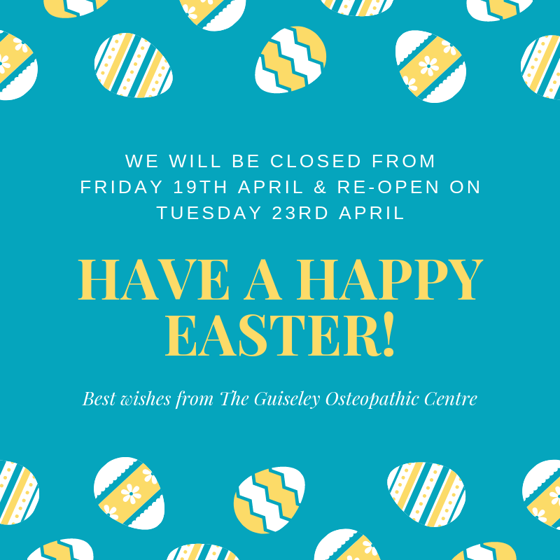 Easter Closing